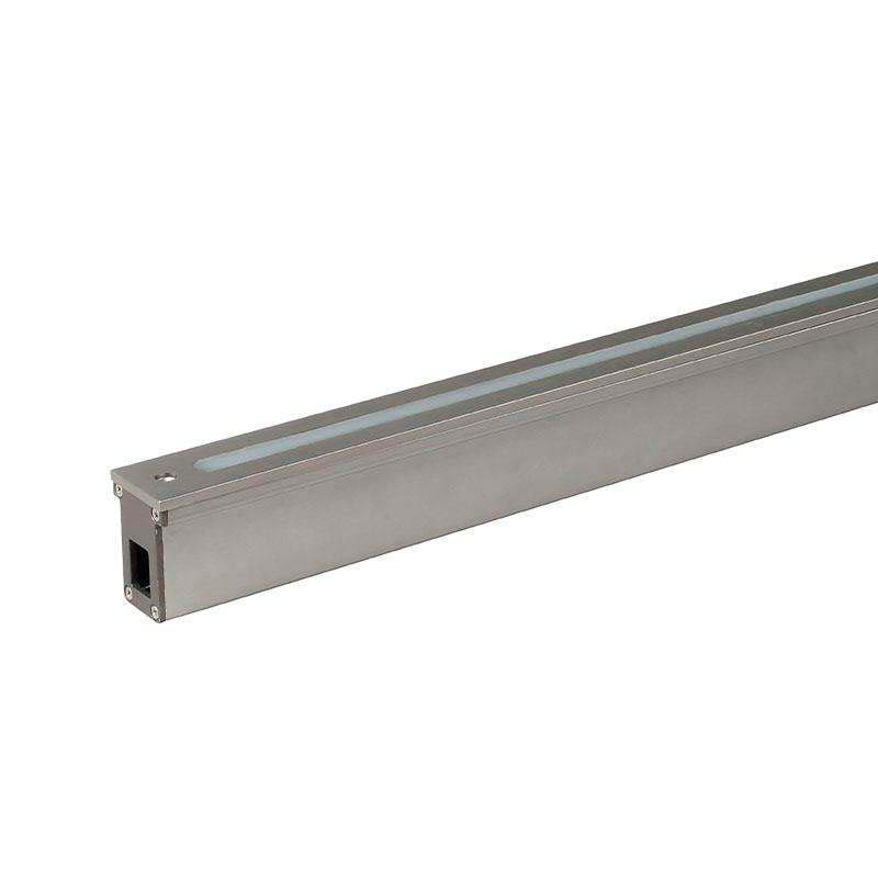 Baliza led para empotrar UNDERLINE THIN, 10W, IP67, IK09, 1m, Blanco neutro